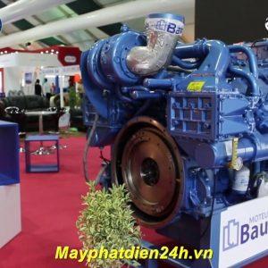 Máy phát điện Baudouin 110KVA S110BS