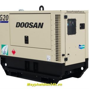 Máy phát điện DOOSAN 165KVA S165DS_S180DSE