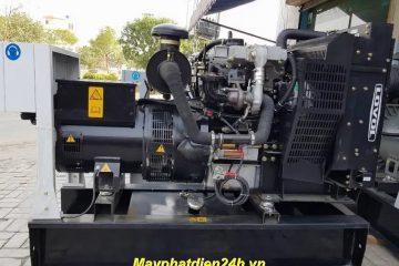Máy phát điện ISUZU 8KVA IZG9M Sincro