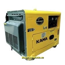Máy phát điện KAMA 30KVA S30KM