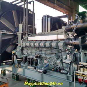Máy phát điện Mitsubishi 10KVA MDG10M Sincro