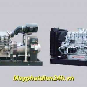 Máy phát điện Mitsubishi 8.5KVA MDG8.5M Sincro