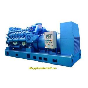 Máy phát điện Baudouin 44KVA S44BS