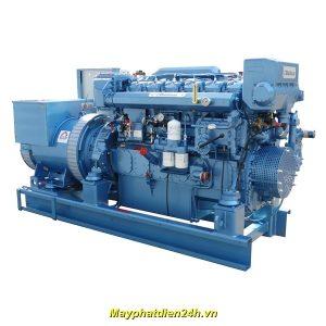 Máy phát điện Baudouin 150KVA S150BS