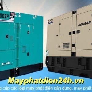 Máy phát điện Doosan 280KVA S280DS